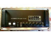 Mesa/Boogie D-180, 1982 150W All Valve Bass or Guitar Amplifier Head