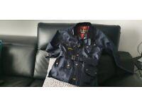 Girls barbour jacket age 10/11