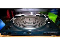 Pioneer Pl990 Automatic Turntable
