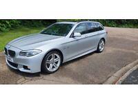 BMW 535D F11 TOURING TWIN TURBO HIGH SPEC NOT M5 320D 330D 335D 520D 525D 530D