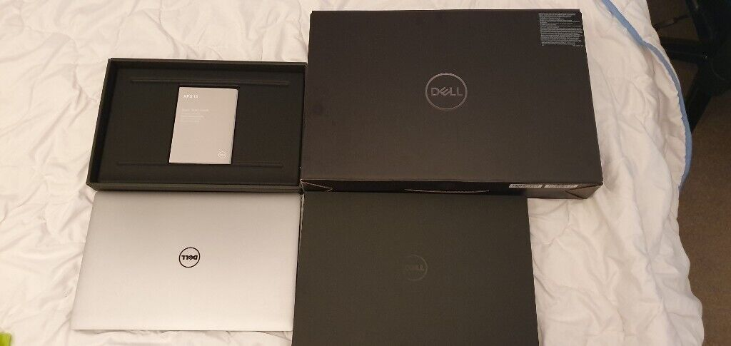 Dell XPS 15 9560 Laptop: GTX 1050, 512GB SSD, Core i7-7700HQ, 16GB RAM  Grade A+ | in Clapham, London | Gumtree