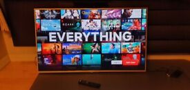 FREE LOCAL DELIVERY SONY KD- 49XE8077 49 INCH UHD HDR 4K ANDROID SMART TV ( NO STAND HENCE PRICE )