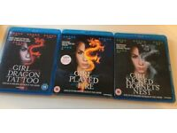 Blu ray DVD in boxes bundle collection - extremely good condition