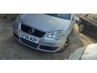 Volkswagen, POLO, silver, Hatchback, 2006, Manual for sale