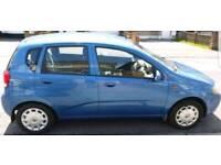 Daewoo kalos Car
