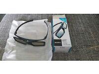 Active 3D Glasses TDG-BT500A