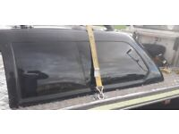 Pick up truck canopy with roof rack bargain