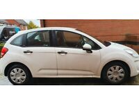 Citroen, C3, Hatchback, 2010, Manual, 1124 (cc), 5 doors