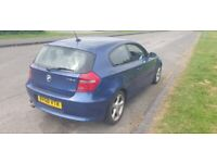 BMW 1 SERIES EDTION DIESEL FULL MOT ( PX WELCOME )