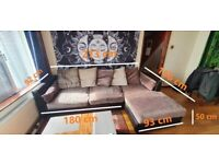 Large corner sofa in good condition