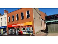 Large Retail property to let in busy Worksop town centre