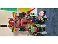 Power Rangers imaginext bundle