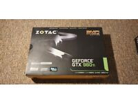 GTX 980ti Zotac Amp Extreme - Price Negotiable