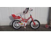 Child's bike, 14 inch wheels
