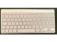 Apple Bluetooth Keyboard Model A1314