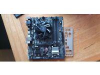 Intel i5 6600K CPU bundle GTX750 Graphics card