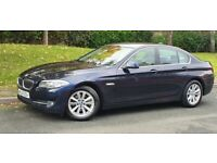 BMW 520D 2011 61 REG BLUE 6 SPEED LOW MILES 9 MONTHS MOT DRIVES PERFECT PX WELCOME