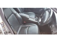 Used, MERCEDES C CLASS W203 COMPLETE BLACK LEATHER SEATS SET WITH DOOR CARDS for sale  Hounslow, London