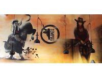 Bespoke Graffiti artist /Airbrush artist