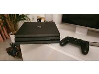 PS4 Pro 1TB Console For Sale - Good Condition