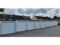 Garage/Parking/Storage: Flowerfield R/o 29 Nunney Frome Somerset BA11 4NF - NEW ROOFS & DOORS