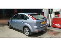 Ford, FOCUS, Hatchback, 2005, Manual, 1596 (cc), 5 doors