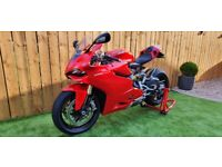 Ducati, 1199 PANIGALE ABS, 2014, 1198 (cc)