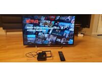 FREE LOCAL DELIVERY SONY BRAVIA KDL-32W705B 32 INCH WIFI SMART TV £130 DELIVERED