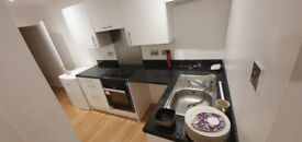 Brand New 1 Bedroom Flat With Garden. Within 1 minute walk to Slade Green station.