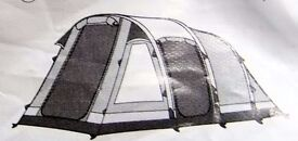 Airgo Cirrus 4, inflatable 4-berth tent & porch