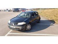 Renault, MEGANE, Hatchback, 2007, Manual, 1461 (cc), 5 doors