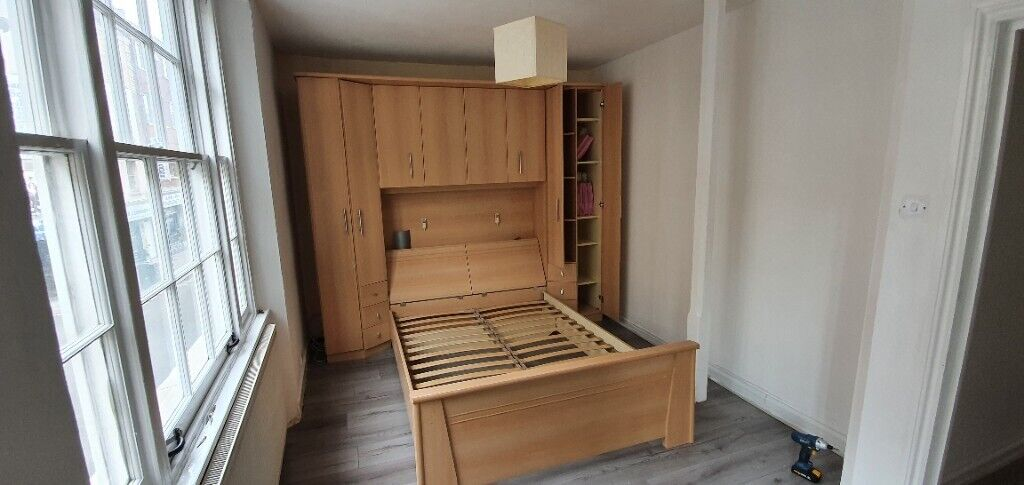 Bedroom Frame And Storage Unit In Brick Lane London Gumtree