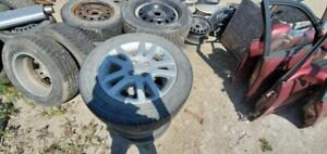 2001-2005 Honda Civic Set of four tires with Alloy wheels- 196 60 15 Winnipeg Manitoba Preview