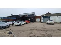INDUSTRIAL UNIT TO LET*GREAT LOCATION*JUST OFF THE LICHFIELD ROAD*SPACIOUS*AVAILABLE IMMEDIATELY