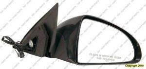 Door Mirror Power Passenger Side Coupe/Convertible Ptm Without Folding PONTIAC G6 2008-2009