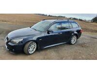 BMW, 5 SERIES M Sports 525i Touring, Estate, 2008, Semi-Auto, 2996 (cc), 5 doors