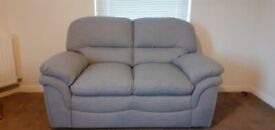 As new 2 seater sofa