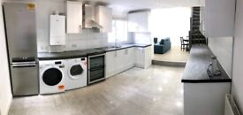 Central Watford Market Street WD18 0PX. Newly refurbished large 4 Bed Flat