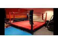 12 foot Boxing ring