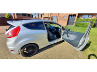 Ford Fiesta Zetec S TDCI 1.6 2009 Manual - 98K - Leather, Cruise, Bluetooth Stereo