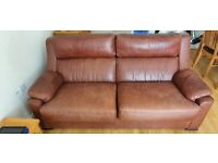 FREE!!!!! 3, 2 & 1 Seater Leather Sofa's from John Lewis.