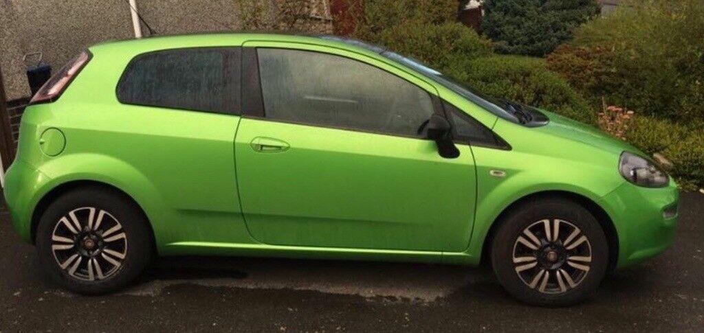 Fiat Punto Twinair - 0 tax | in Bournemouth, Dorset | Gumtree on fiat lounge, fiat pop, fiat trekking review, fiat ads,