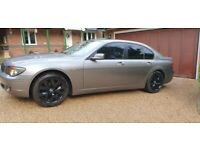 BMW 7 Series Amazing Spec and Condition F.S.H.