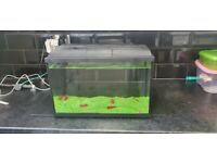23 Litre Fish Tank Aquarium