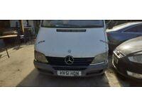 Mercedes-Benz, SPRINTER, Other, 2001, Manual, 2148 (cc)