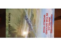 New Oxfordshire Airfields in the Second World War by Robin Brooks
