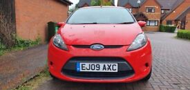 image for Ford, FIESTA, Hatchback, 2009, Manual, 1242 (cc), 3 doors
