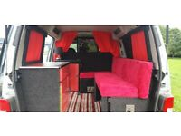 PEUGEOT PARTNER COMBI DAY VAN ( PROFESSIONALY CONVERTED WITH ELECTRICS) PX WELCOME