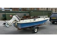 Fishing/fun Boat for sale.