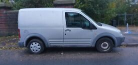 FORD TRANSIT CONNECT 1.8 TDCI 2006 SILVER VERY LOW MILES 12 MONTHS MOT 2 OWNERS NO VAT P/X WELCOME